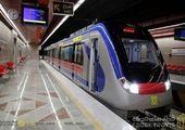 کاهش ساعت کاری خطوط مترو و اتوبوس در تهران + فیلم