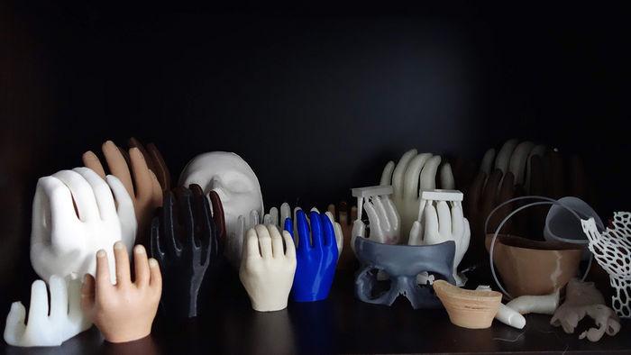 پرینتر سهبعدی رویای اندامهای مصنوعی را واقعی میکند؟