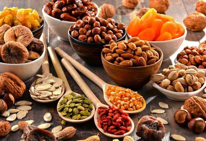 آجیل و خشکبار در بازار امروز کیلویی چند؟ (۹۹/۱۰/۱۴) + جدول قیمت