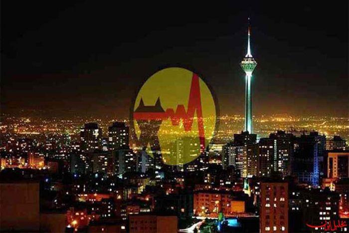 جدول خاموشیهای احتمالی امروز تهران