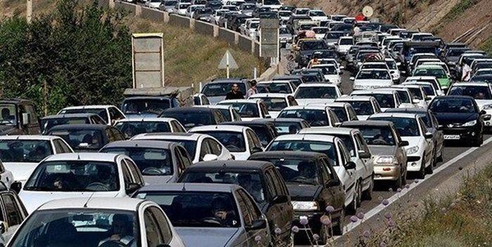 هشدار پلیس به مسافران جاده چالوس