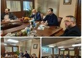 برگزاری مراسم تکریم و معارفه معاونان سابق و جدید فولاد خراسان
