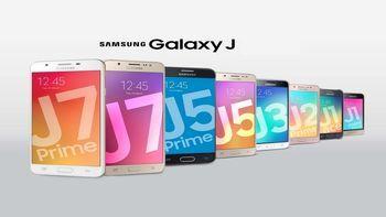 قیمت جدید گوشیهای سریJ سامسونگ + جدول