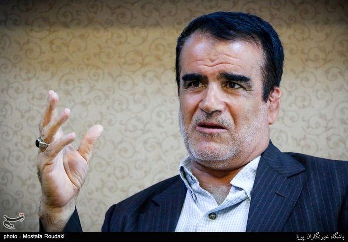 لاریجانی رقیب رییسی در انتخابات می شود؟