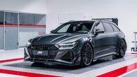 آئودی RS6-R تیونینگ ABT معرفی شد/فیلم