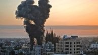 بمباران غزه با تسلیحات ممنوعه