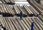 تکذب گم شدن ۳ میلیون تن فولاد