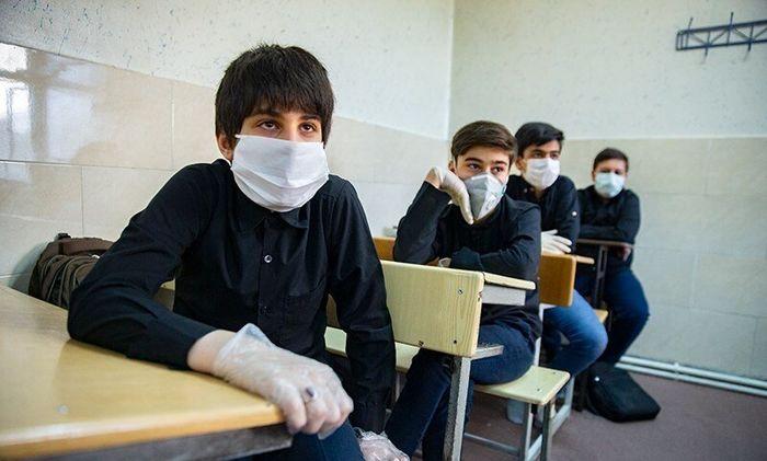 توصیههای کرونایی برای دانش آموزان در مدارس