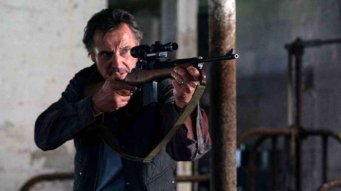 فیلم «تیرانداز» لیام نیسون خوش درخشید