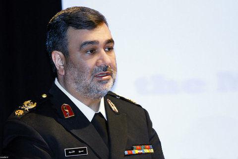 فرمانده ناجا: هیچگونه گذشتی درباره سرباز سیلی خورده نداریم