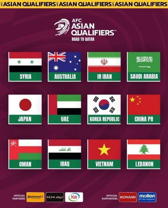 ایران به ژاپن نمیخورد؛ احتمال رویارویی با کره و عربستان