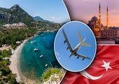 کاهش چشمگیر پروازها بین ایران و ترکیه!