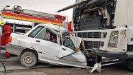 مرگ ۱۲ نفر در سوانح رانندگی استان زنجان