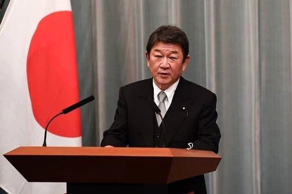 وزیر خارجه ژاپن به ایران می آید