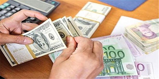 فوری/ قیمت رسمی انواع ارز اعلام شد