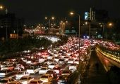 تصاویر/ راهی برای فرار از ترافیک