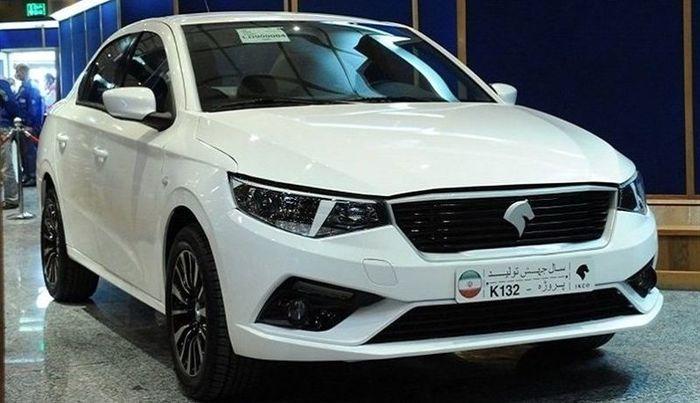 تنها خودروی با استاندارد ایمنی عابر پیاده در ایران