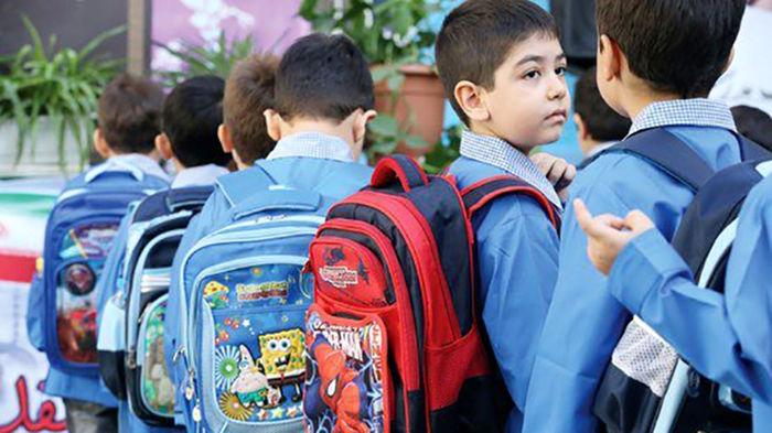 ورود دانش آموزان به مدارس قم ممنوع شد