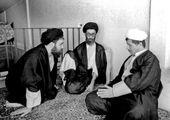 خاطرات شیرین خیاط امام، رهبر انقلاب و آیت الله هاشمی رفسنجانی/ فیلم