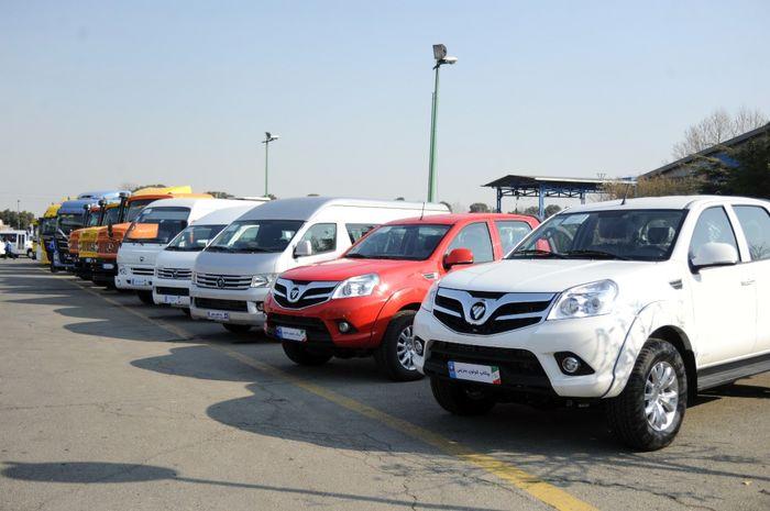 افزایش سهم بازار ایران خودرو دیزل