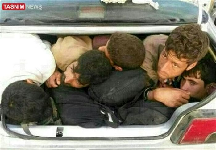 انهدام باند قاچاق انسان در سیستان