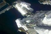 پیاده روی در فضا به مدت ۷ ساعت و ۴ دقیقه!