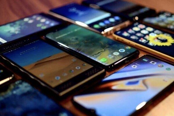 قیمت روز گوشی (محدوده ۵ میلیون) + جدول