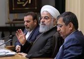 دفاع قاطع روحانی از عملکرد اقتصادی ۹۷ و ۹۸! + فیلم