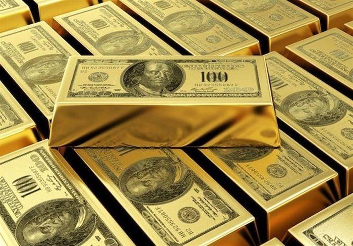 قیمت طلا در دنیا کاهش یافت!