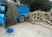 ناکامی قاچاقچیان در انتقال ۱۸۰ کیلو تریاک