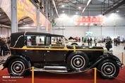 نمایشگاهی از جنس ماشین های کلاسیک