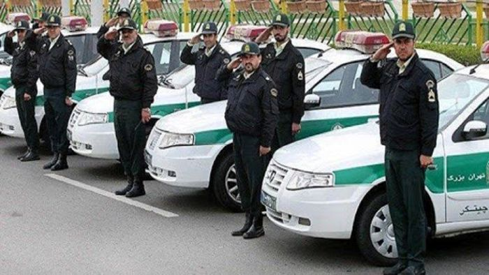 اراذل و اوباش غرب تهران تار و مار شدند