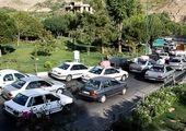 آخرین وضعیت ترافیک در آزادراه تهران – کرج