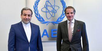 جزئیاتی از نشست دیپلمات ایرانی با گروسی