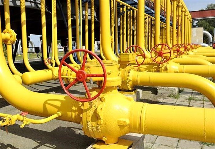 کاهش صادرات روزانه گاز ایران به عراق
