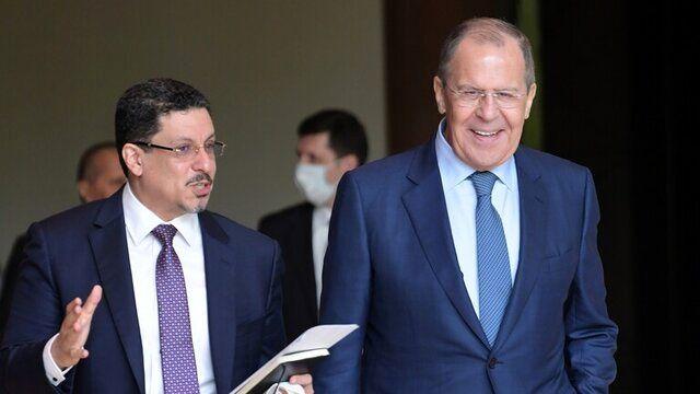 لاوروف: مسکو نسبت به اوضاع یمن به شدت نگران است