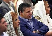 تصاویری از مراسم ازدواج علی دایی و همسرش در هتل فرمانیه | بیوگرافی علی دایی
