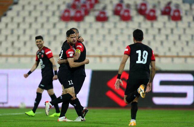 حریف پرسپولیس در جام حذفی را بشناسید