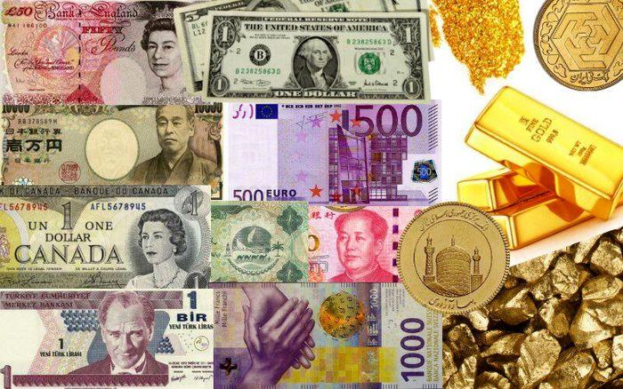 جدیدترین قیمت طلا، سکه و دلار در بازار امروز