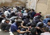 اراذل تهران دستگیر شدند!