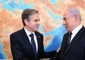 گفتگوی اسرائیل و آمریکا درباره حادثه حمله به نفتکش