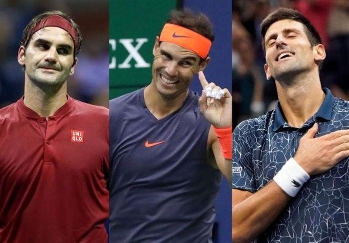 بلایی که پیر شدن نادال و فدرر بر سر اقتصاد تنیس می آورد