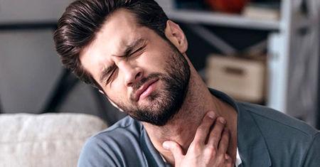 ۵ روش برای درمان آسان  گلودرد در خانه