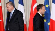 درگیری فرانسه و ترکیه بالا گرفت/ فرانسه سفیرش را فراخواند