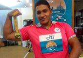 درخشش فوق العاده سعید افروز در پارالمپیک