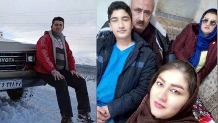 ۶ نفر غرق در خون! / استاد دانشگاه بعد از قتل عام خودکشی کرد