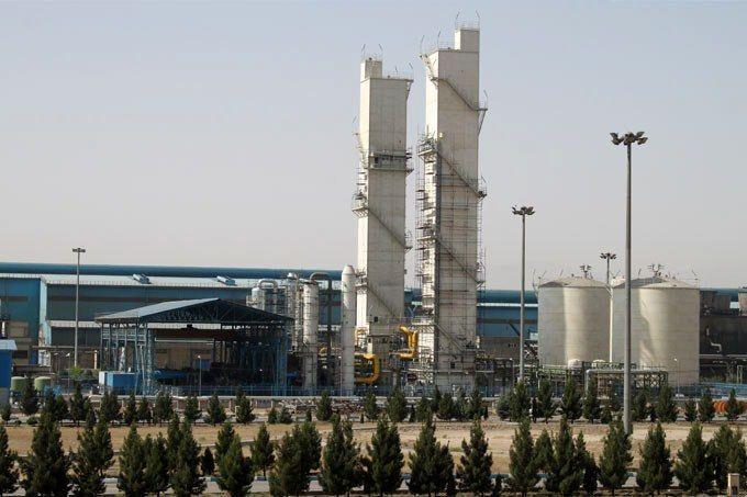 موفقیتی بزرگ در مجتمع سبا فولاد مبارکه اصفهان