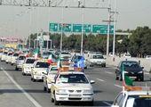ارائه خدمات نوروزی توسط بزرگترین ناوگان امداد خودرویی کشور