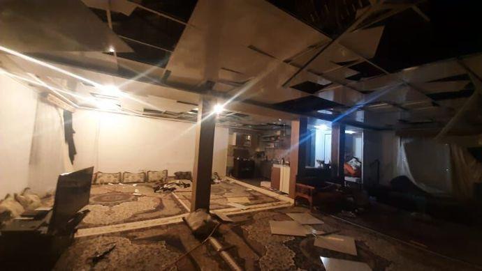 بازدید اعضای کمیسیون عمران از مناطق زلزله زده شهر سی سخت