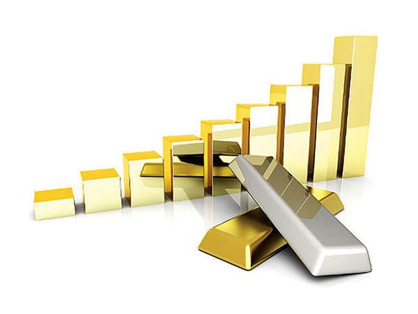 قیمت طلا رکورد هفتگی زد